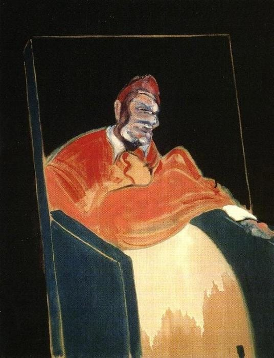 Francis-Bacon-Study-for-a-Pope-VI
