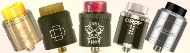 Best Rda 2020.The Best Rdas In 2019 The Best Rdas For Clouds Flavor
