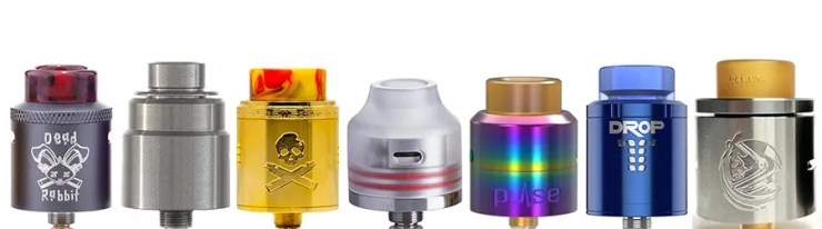 Best Squonk RDAs 2019 — Bottom Feeding RDAs For Better Squonking