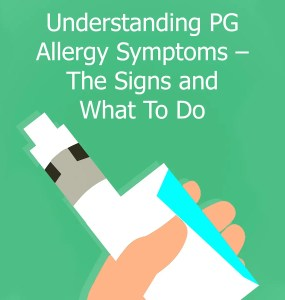 Understanding PG Allergy Symptoms - The Signs and What to Do