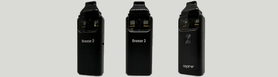 Aspire Breeze 2 Review — New Pod System, Adjustable Air Flow