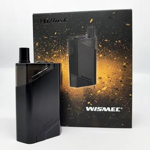 Wismec HiFlask Review