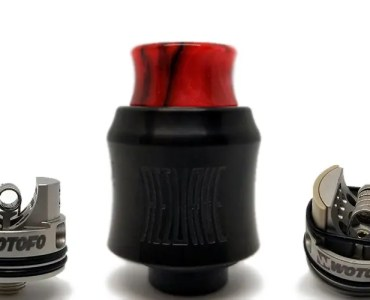 Wotofo Recurve Review Banner