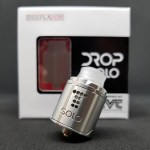 Drop Solo RDA Review