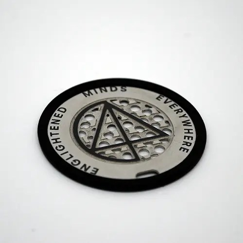 DaVinci MIQRO Grinder Coin