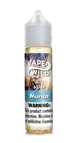 Murica Vape Wild