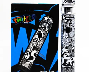 Freemax Twister Kit Review