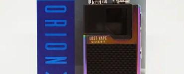 Lost Vape Orion Q Review