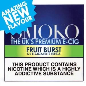 SMOKO Fruit Burst Flavor