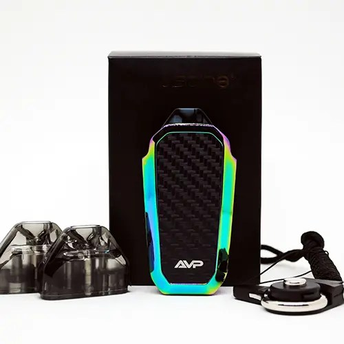 Aspire AVP Box Contents