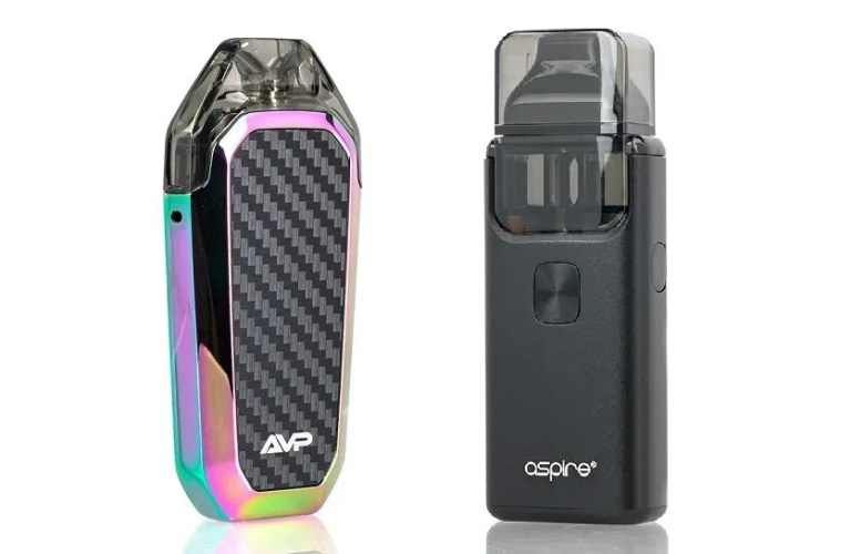 Aspire AVP vs Aspire Breeze 2 - Which is The Better Pod Vape?
