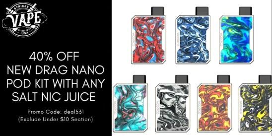 Drag Nano Deal