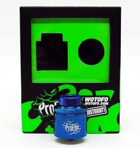 Wotofo Profile RDA Review