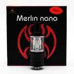 Augvape Merlin Nano RTA Review