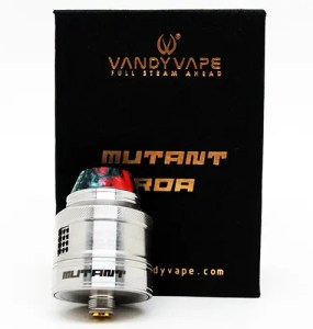 Vandy Vape MUTANT RDA Review