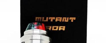 Vandy Vape MUTANT RDA Review