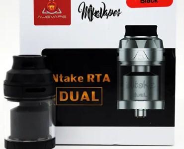 Augvape Intake Dual RTA Review