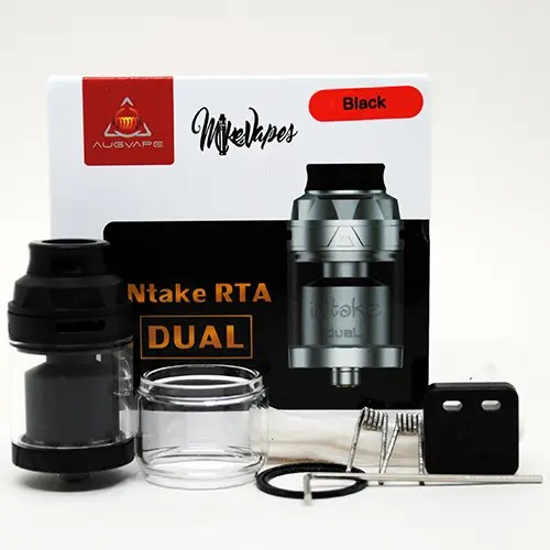 Augvape Intake Dual Box Contents