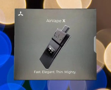 Airvape X Review