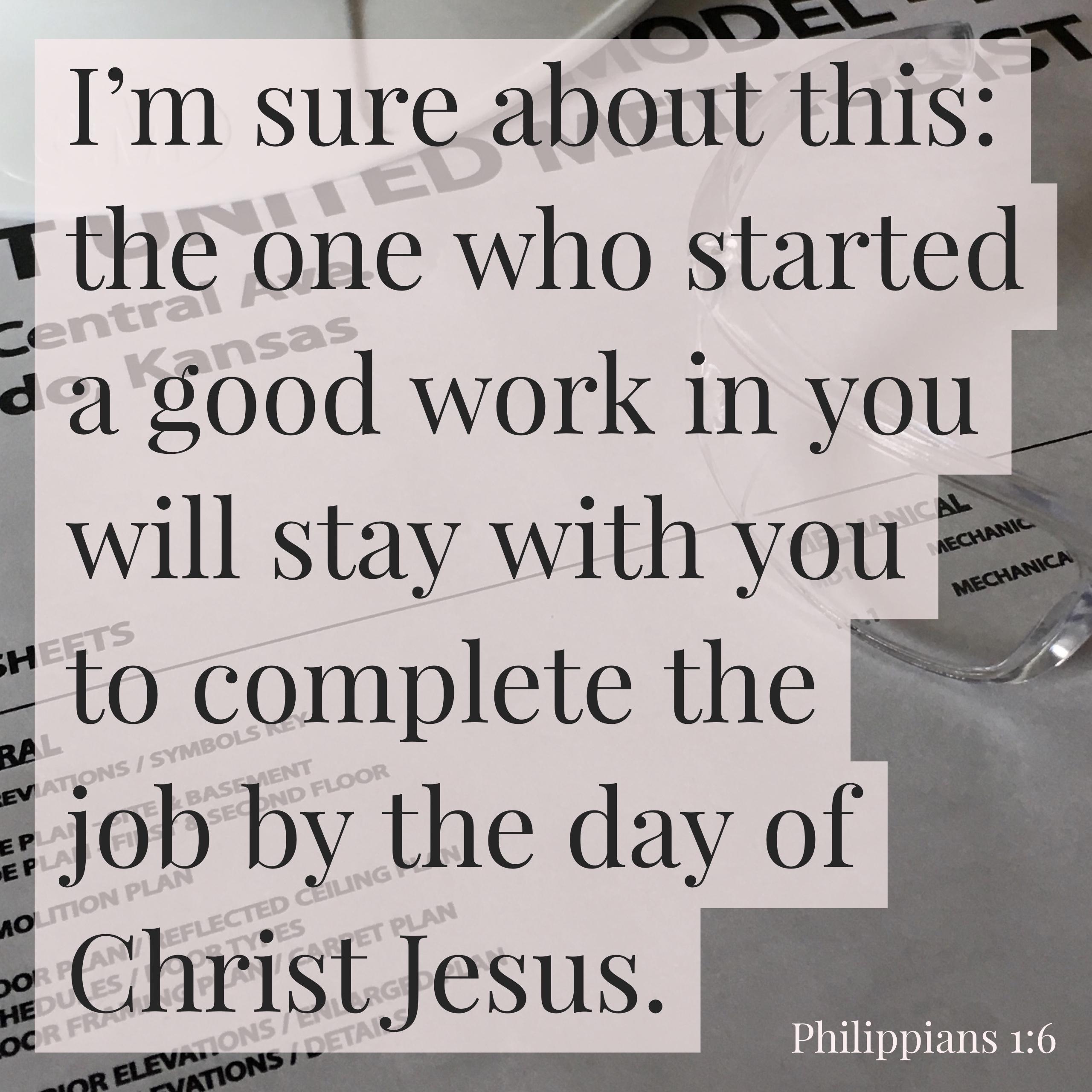 philippians 1 6 verse images