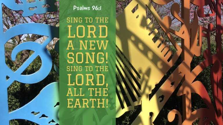 Verse Image for Psalms 96:1 - 16x9