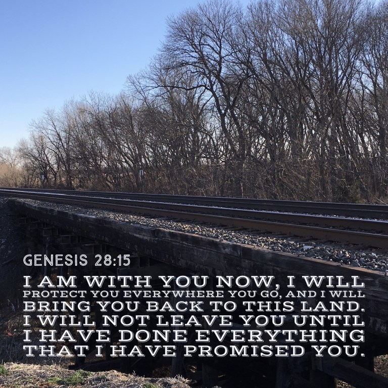 Verse Image for Genesis 28:15 - 1x1