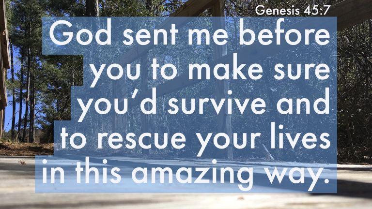 Verse Image for Genesis 45:17 - 16x9