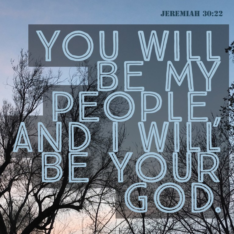 Verse Image for Jeremiah 30:22 - 1x1