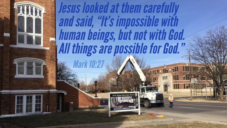 Verse Image for Mark 10:27 - 16x9