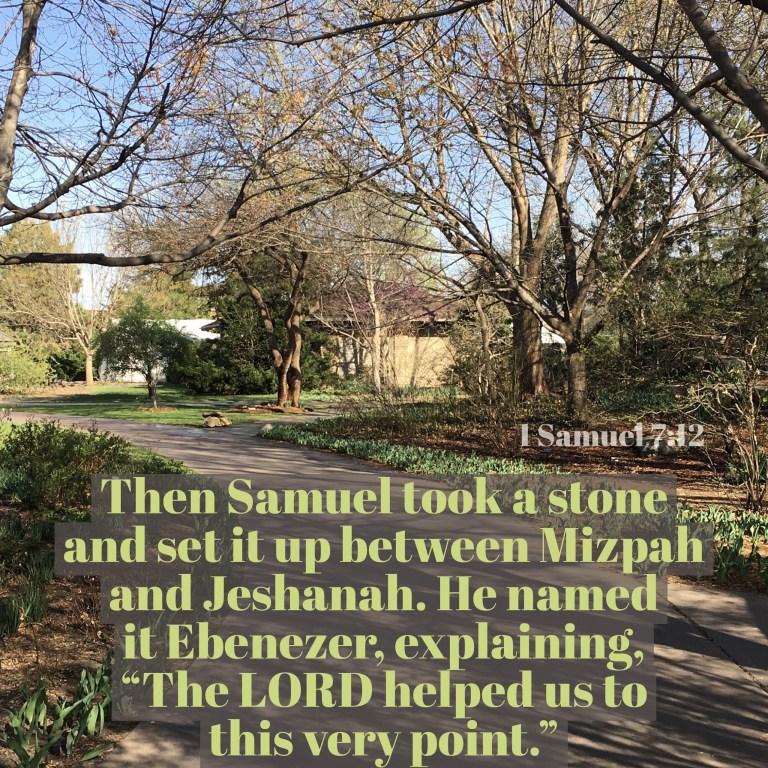 Verse Image for 1 Samuel 7:12 - 1x1