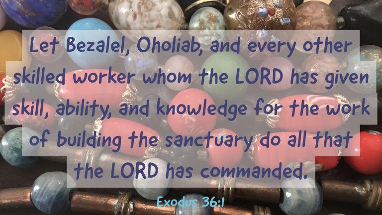 Verse Image for Exodus 36:1 - 16x9