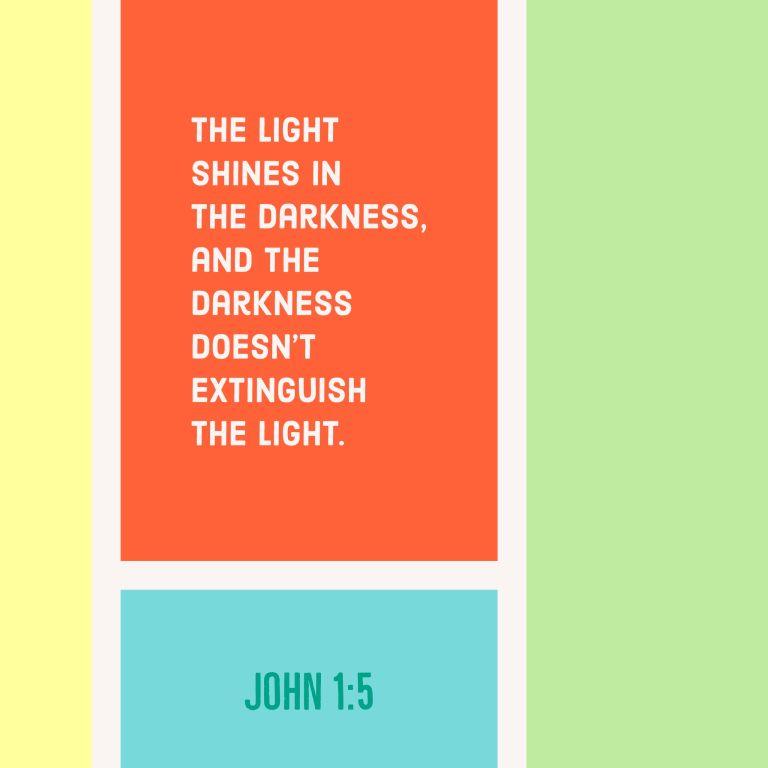 Verse Image for John 1:5 - 1x1
