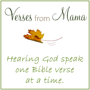 Verses from Mama Share Button