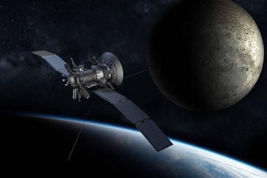 Роскосмос обнародовал планы по созданию станции у Луны