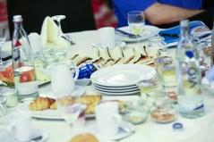 Impressionen von unserem zweiten Versicherungsmonitor Breakfast Briefing