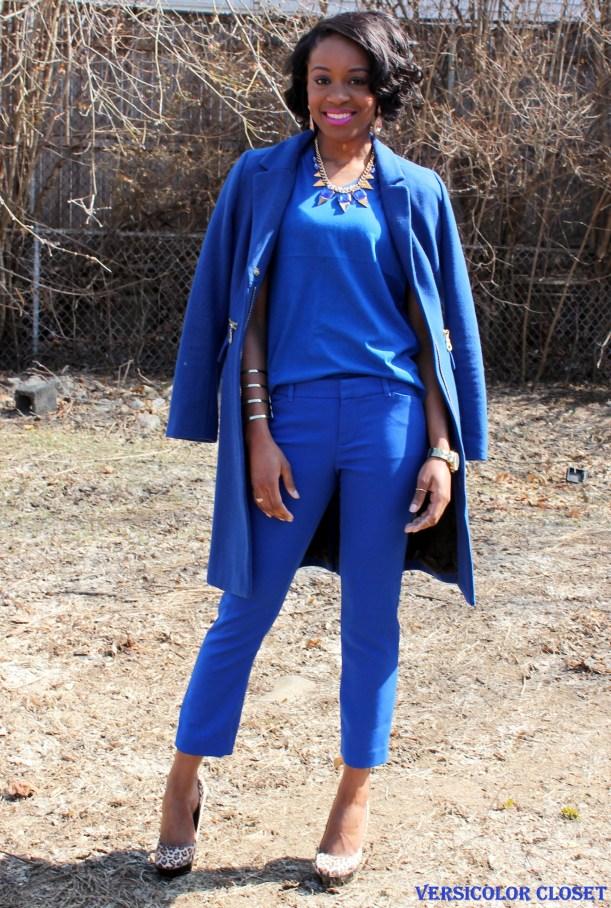 Monochromatic - all blue (8)