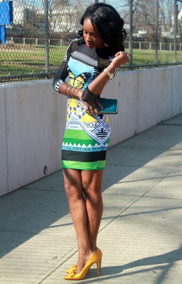 Butterfly dress (9)