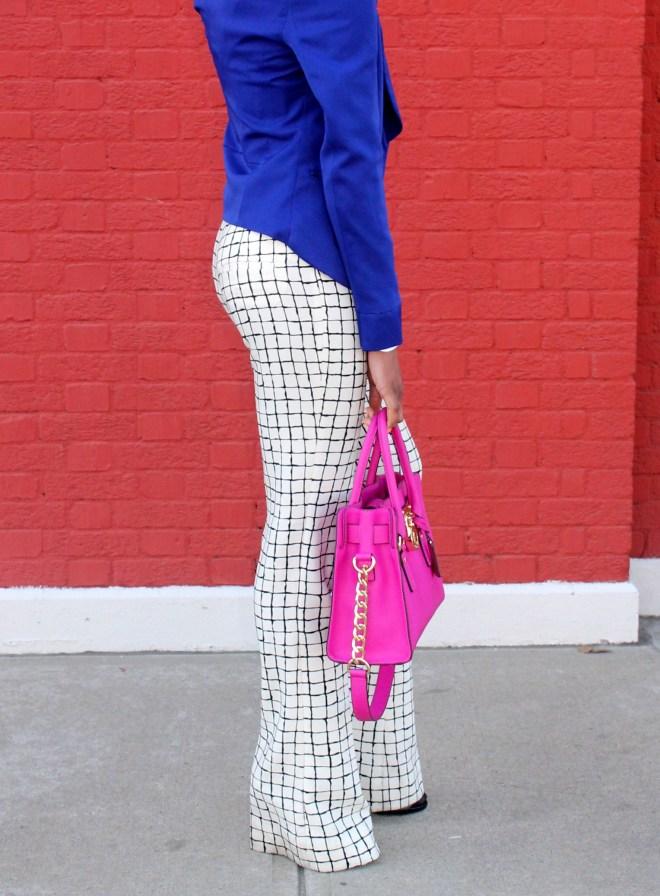 Wide leg trousers + blazer (5)