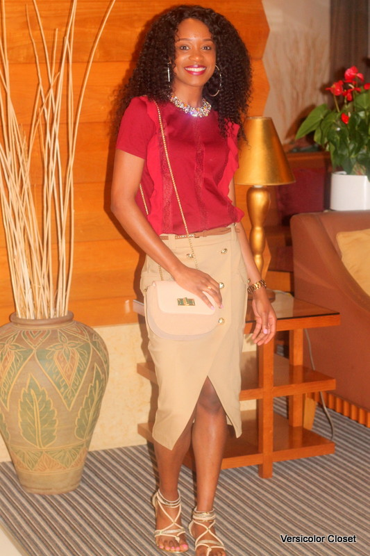 dressed down for girls night out in Dubai (4)