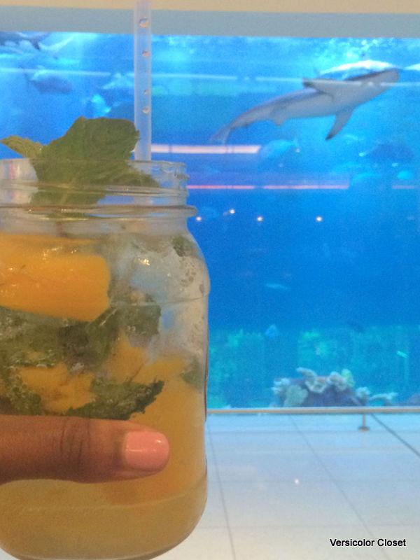 Joe's crab shack brunch - Dubai mall (1)