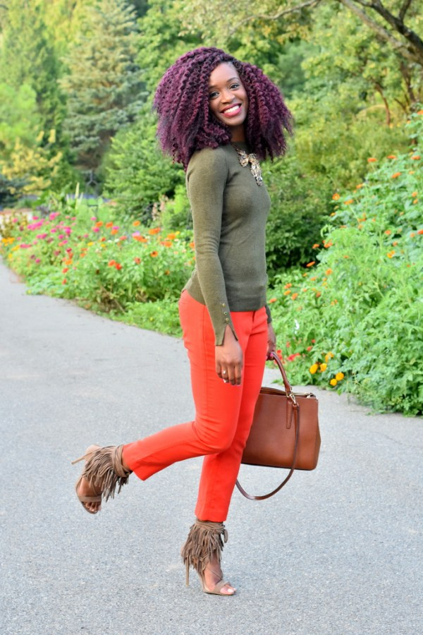 color pairings for fall