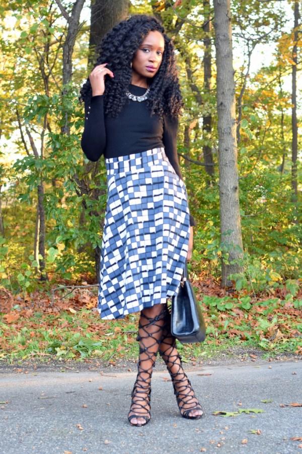 skater-skirt-faux-leather-jacket-gladiator-heels-14