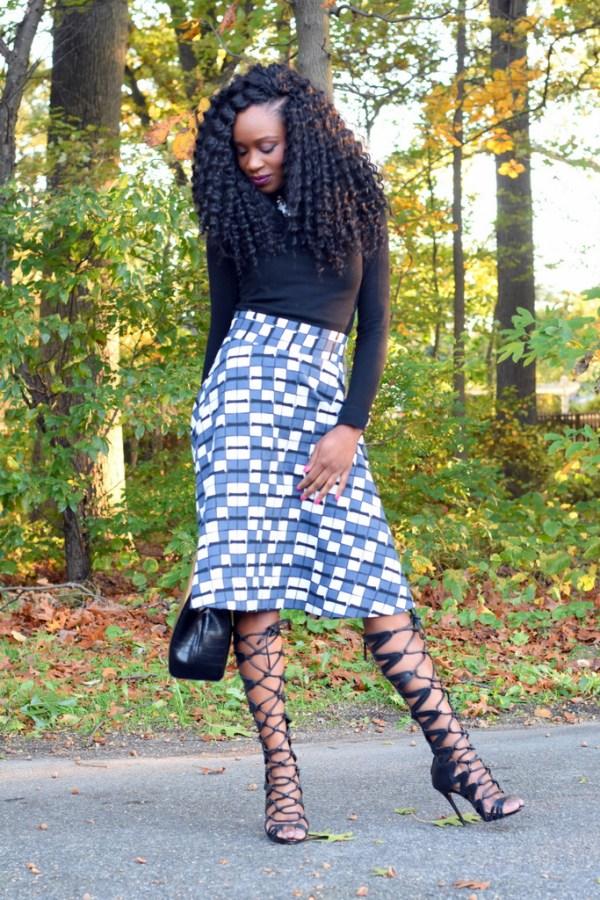 skater-skirt-faux-leather-jacket-gladiator-heels-16
