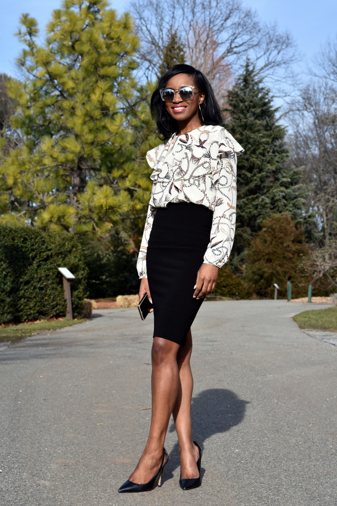 what to wear to work, church, business casual office wear