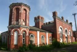 синагога цадика Ісроеля Фрідмана в Садгорі