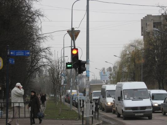 7 нових світлофорів у Івано-Франківську. Де встановлять?