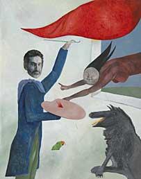 fig.1 Autoportrait Masque