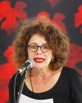 Anne-Ghrett Erasmus by Woordfees 2011. Foto: Dr Awie Badenhorst