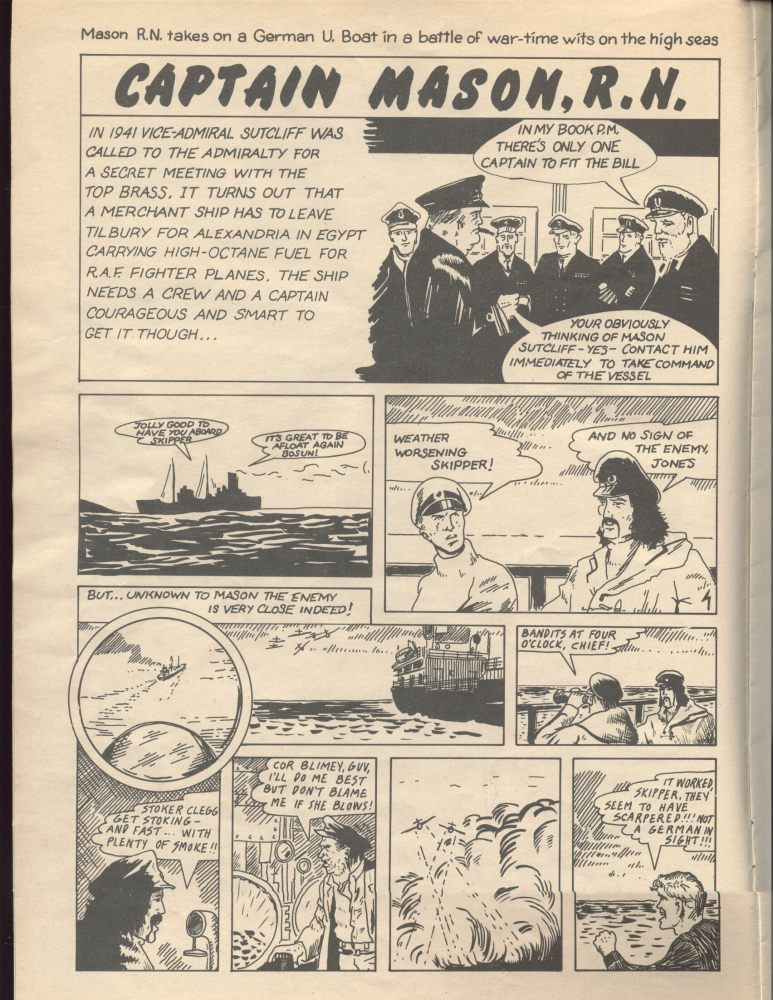 Pink Floyd Tour Comic (6/6)