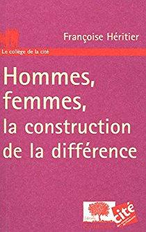 hommes femmes la construction de la différence